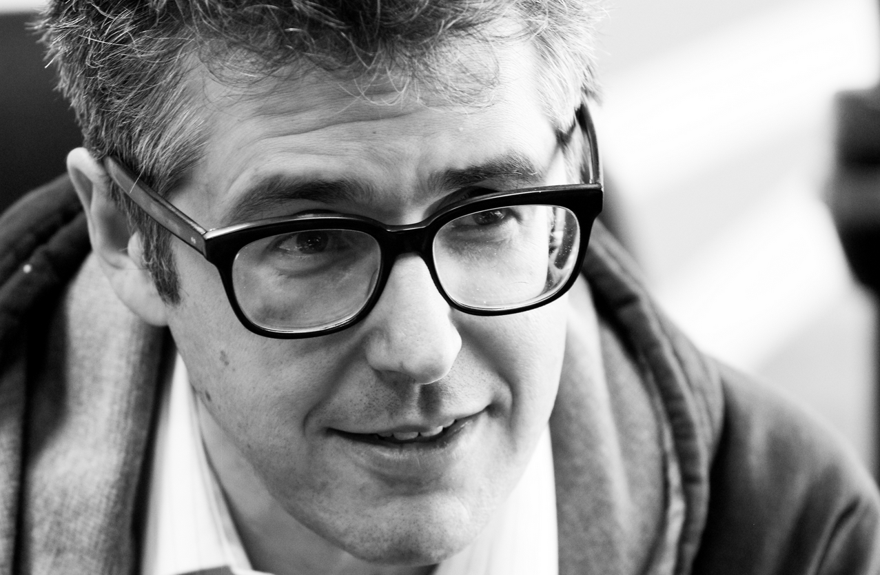 Ira Glass (photo via WBEZ)